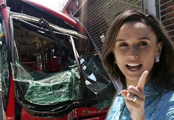 ¿Qué pasa con TransMilenio? 30 heridos en un mes