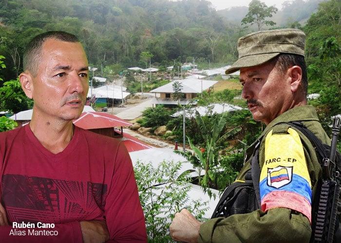Manteco, el duro excomandante de las FARC que transformó el Urabá antioqueño