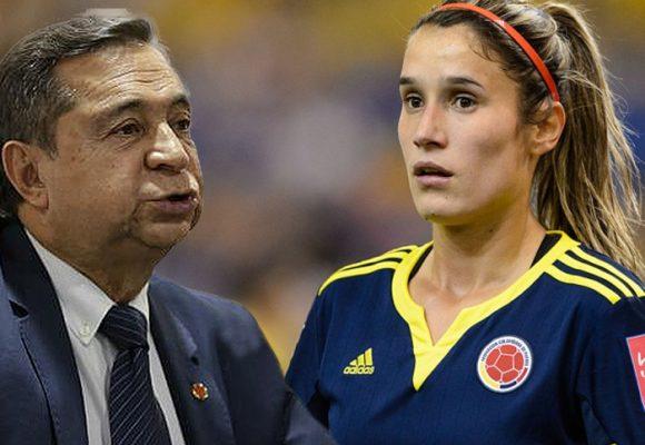 Daniela Montoya, la jugadora que se le enfrentó al poderoso Álvaro González