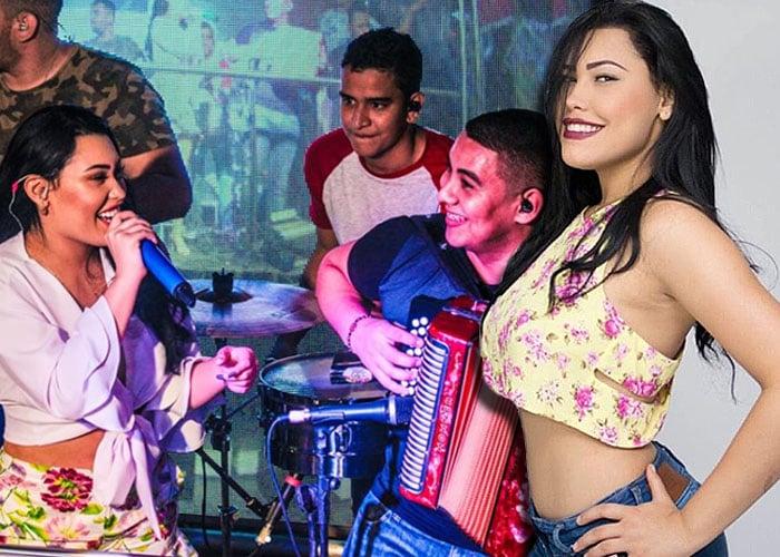 Los escándalos que volvieron famosa a la vallenatera Ana Del Castillo