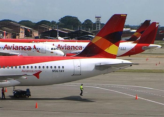 Avianca cancela compra de aviones