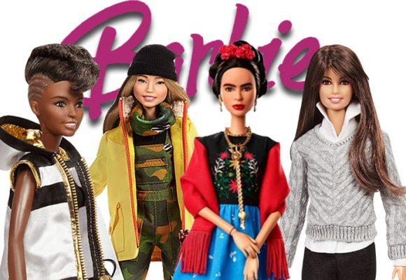 Barbie se humaniza con muñecas negras, discapacitadas y gordas
