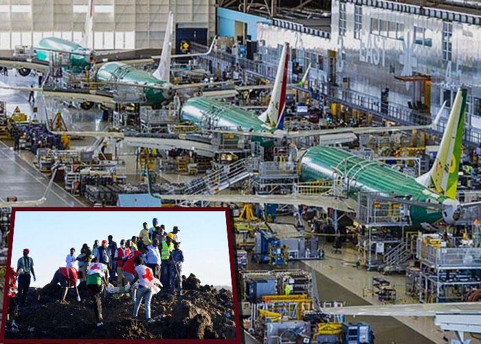 El Boeing 737 MAX que tiene al mundo en alarma