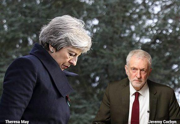 Jeremy Corbyn, el líder laborista clave en la derrota de Theresa May