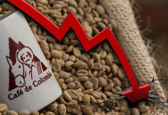 Precio del café se desploma en Bolsa de NY