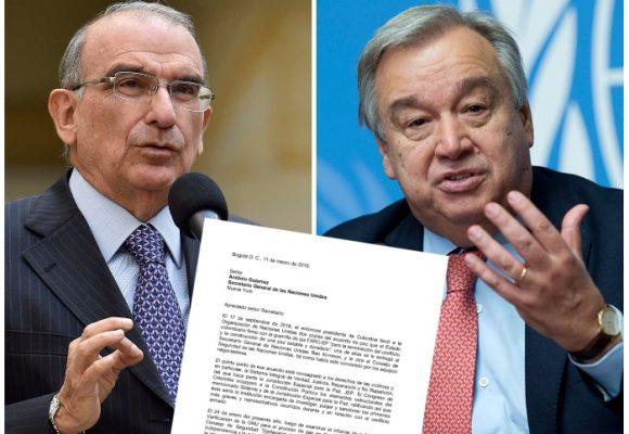Pesos pesados le piden a la ONU proteger el acuerdo de paz