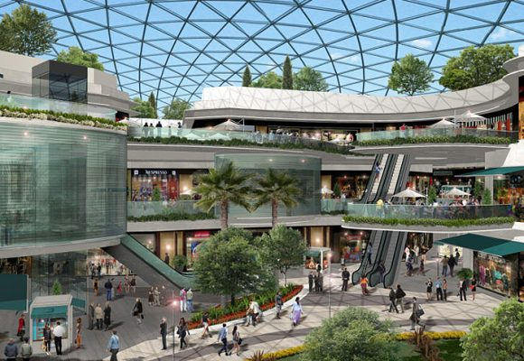 Cada día hay más centros comerciales en Colombia