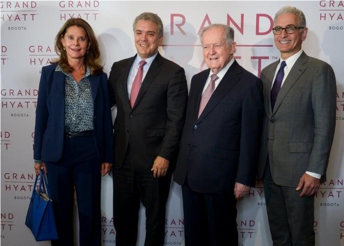 Grand Hyatt genera ingresos en seis meses de $15 mil millones