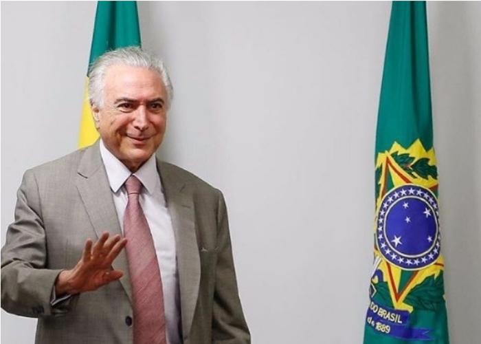 Segundo Presidente brasilero a la cárcel por Odebrecht