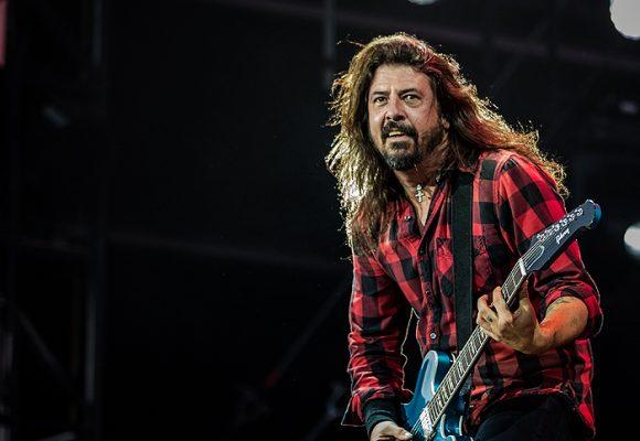 Dave Grohl, el músico que encontró la fama con la muerte de Kurt Cobain