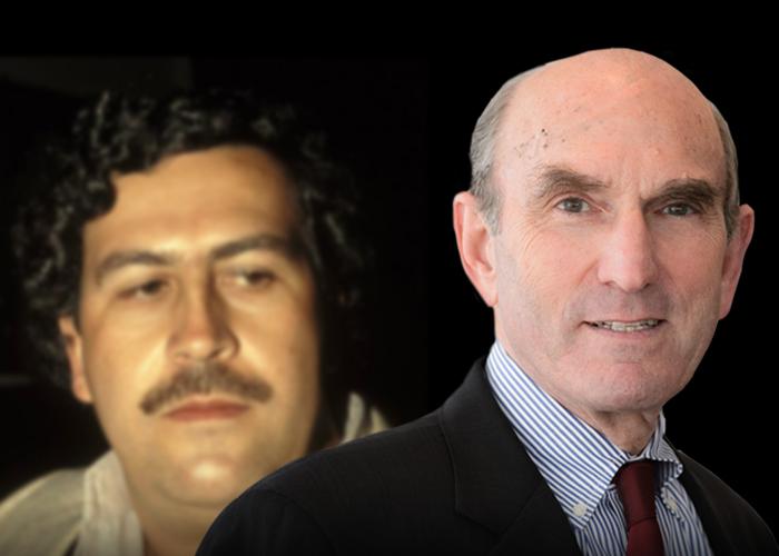 El pasado oscuro de Elliot Abrams, el escogido por Trump para el caso Venezuela
