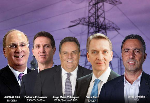 Los dueños del negocio de la energía en Colombia