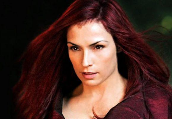 El Botox dejó a la actriz más sexy de X-Men como al cantante de Mana