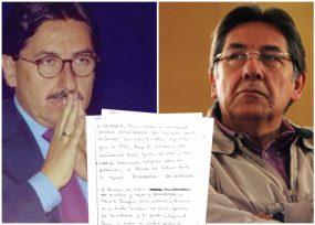 El día que Néstor H. Martínez firmó un acuerdo con los indígenas que no se cumplió