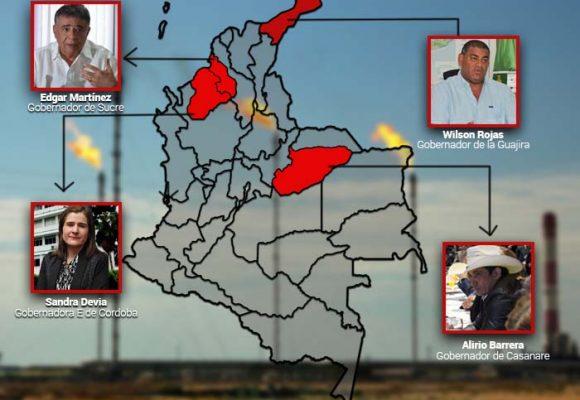 Cuatro departamentos ricos en gas pero campeones de pobreza