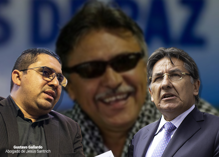 La estrategia legal que dejó libre a Santrich