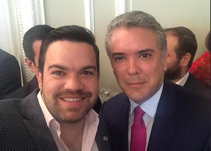 Duque y su representante en el exterior olvidaron a más de 5 millones de colombianos
