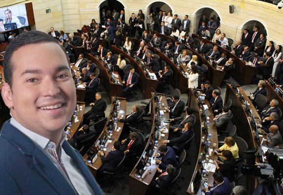 Cambiazo del gobierno de Duque al Congreso