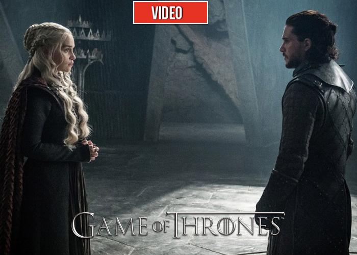 [VÍDEO] Vea aquí el trailer de la ultima temporada de Game of Thrones