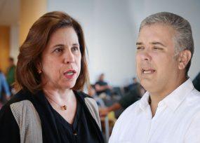 El teflón deMaría Elvira Pombo en la diplomacia colombiana