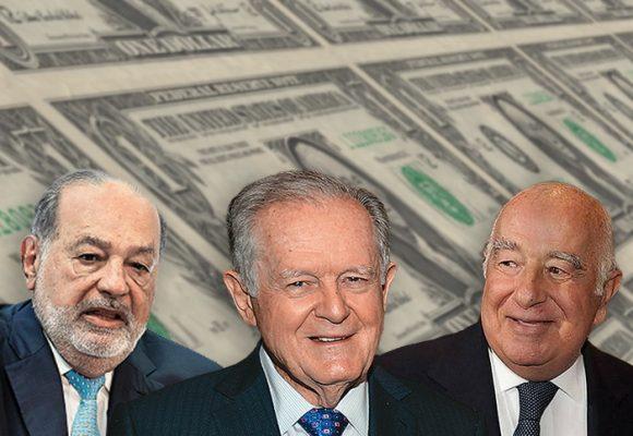 Ranking de los 10 multimillonariosde América Latina