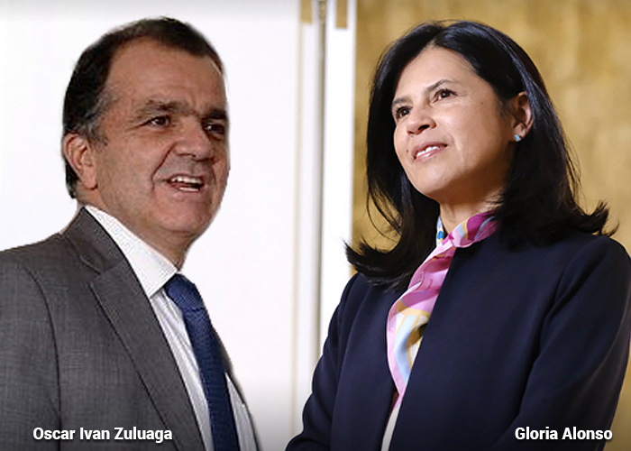 Gloria Alonso, una pupila de Óscar Iván Zuluaga, encargada de defender el PND