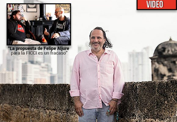 Latigazo de Pedro Adrián Zuluaga al Festival Internacional de cine de Cartagena