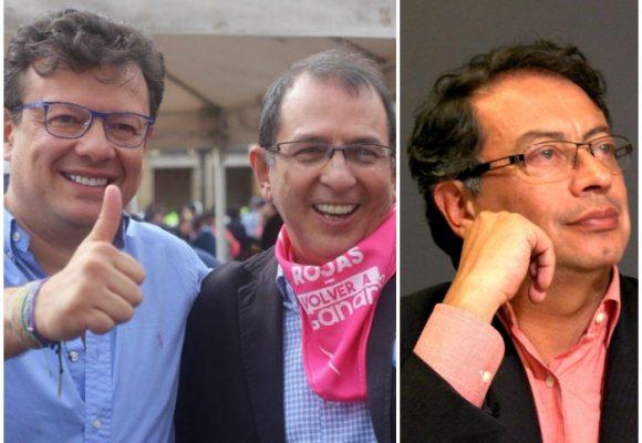 Petro buscará tercería para la Alcaldía de Bogotá