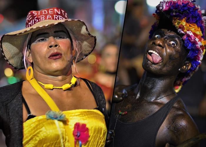 ¡Viva mi Sabanalarga! La noche de la Guacherna en fotos