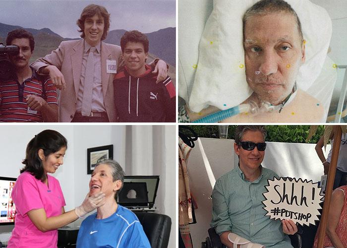 El periodista Raúl Benoit y su valerosa lucha de cada hora