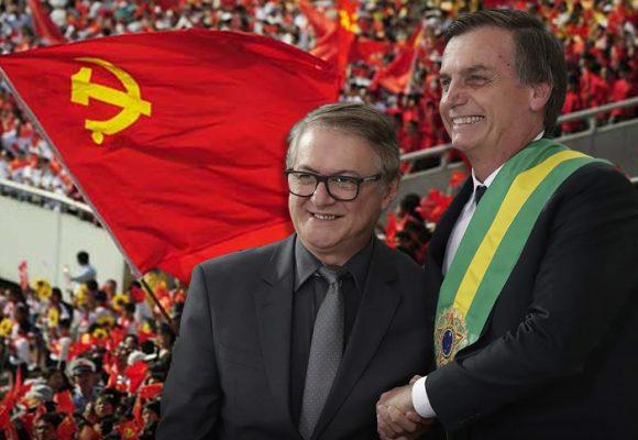 El colombiano, Mineducación de Bolsonaro que ataca el comunismo en las aulas