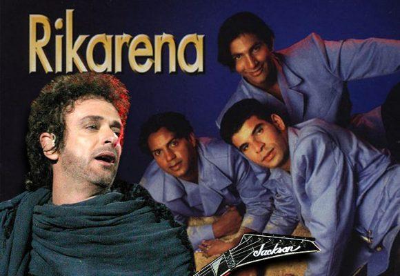 El día que Cerati fue telonero de Rikarena en Colombia
