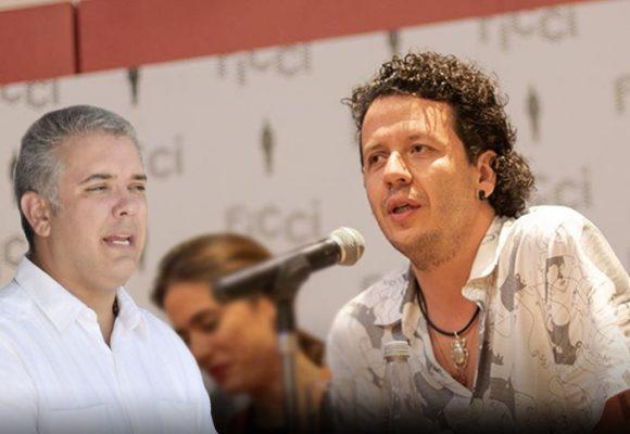 Cantada de tabla del director de cine Rubén Mendoza
