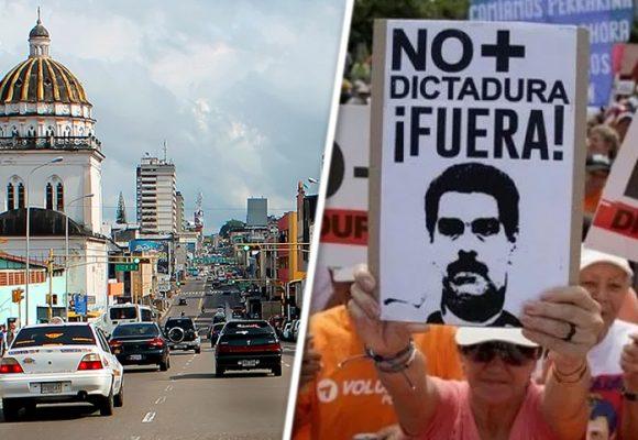 """Sueño con el titular de prensa: """"Cae Maduro"""", por ahora van estos recuerdos"""