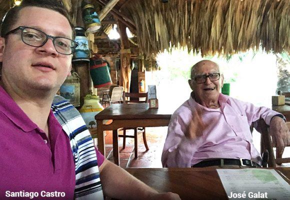 Golpe de Estado de Santiago Castro para quedarse con la U. Gran Colombia