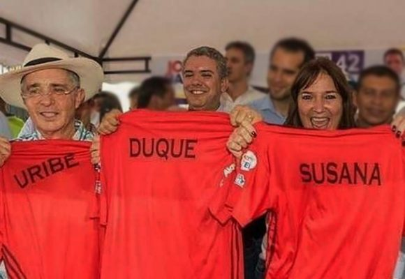 Susana Correa volvió el DPS un fortín uribista