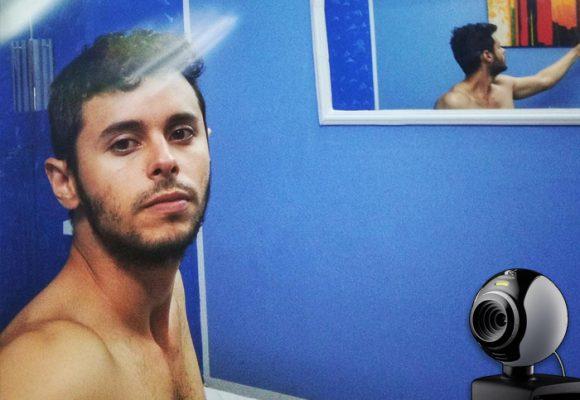 Así fue mi primer día como chico webcam: Un desastre
