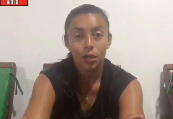 """VIDEO: """"Sí hay plata, pero no la quieren invertir en las mujeres"""". Yoreli Rincón"""