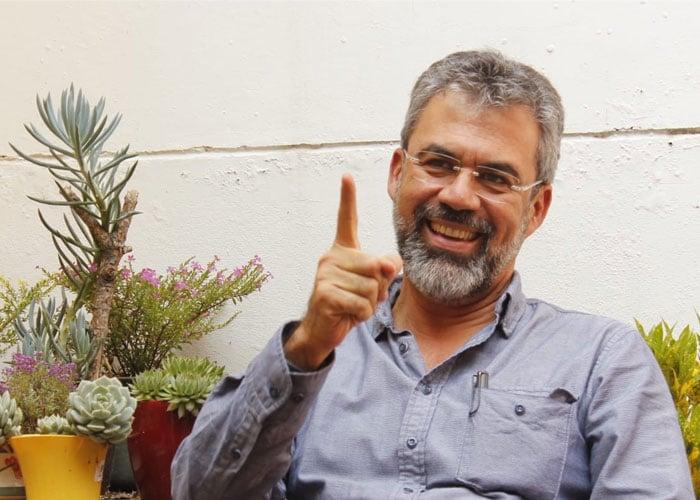 El profe Acebedo, el candidato alternativo que busca llegar a la alcaldía de Manizales