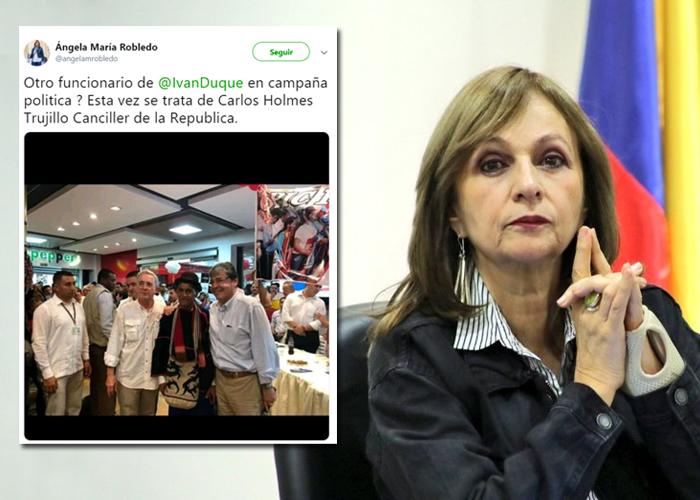 Congresista Robledo, por favor, retráctese