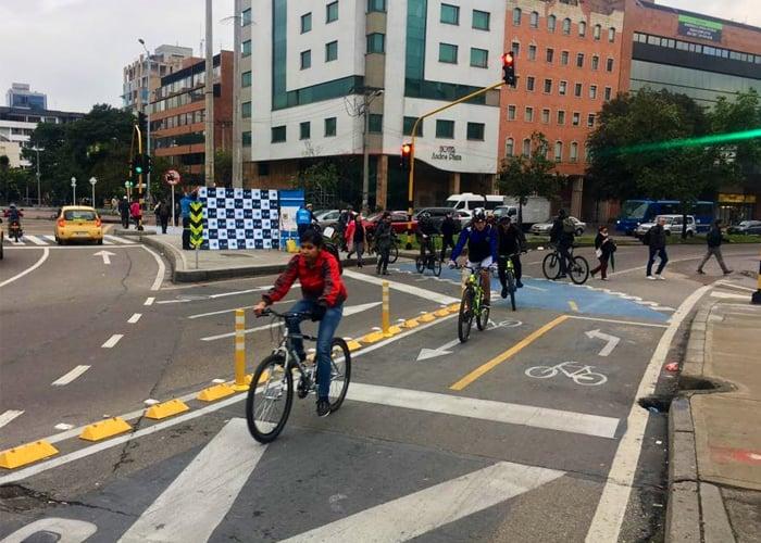 El inmerecido título de Bogotá como capital mundial de la bicicleta