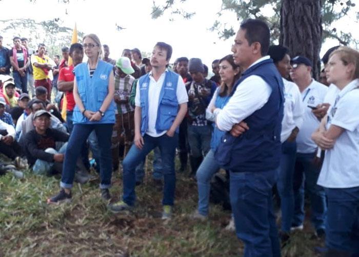¡Que el gobierno responda por el bloqueo de la vía Panamericana!