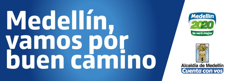 Medellín cuenta con vos