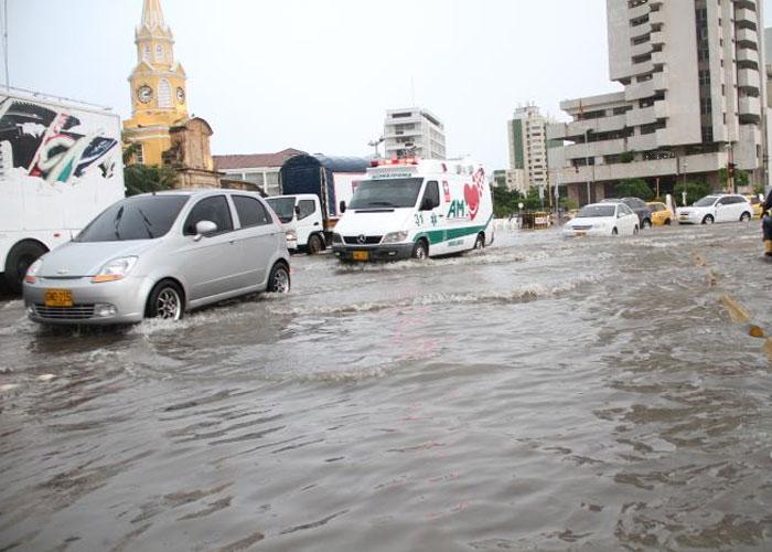 Si no matricula su vehículo en Cartagena, ¿con qué dinero pretende que mejoren las vías?