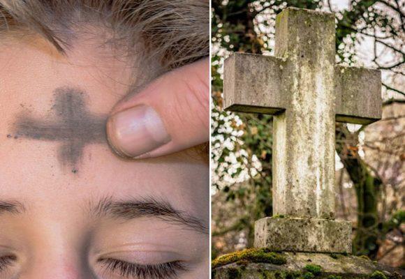 Sobre cruces y tumbas