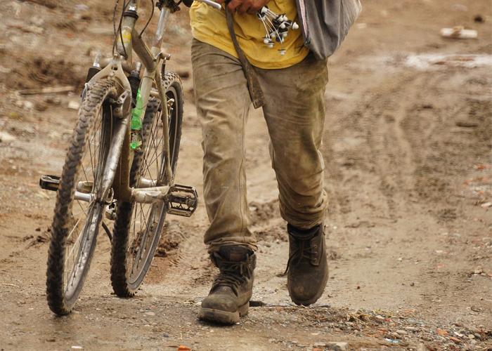 Desplazamiento forzado en Colombia, una interminable pesadilla