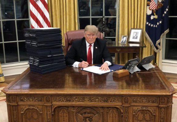 ¿Será Donald Trump el último presidente de Estados Unidos?