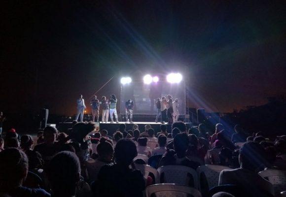 'Somos calentura', la película que conmovió a la gente del Nelson Mandela de Cartagena
