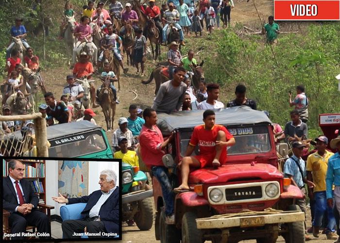¿Por qué la estrategia militar del gobierno Uribe resultó exitosa en Montes de María?