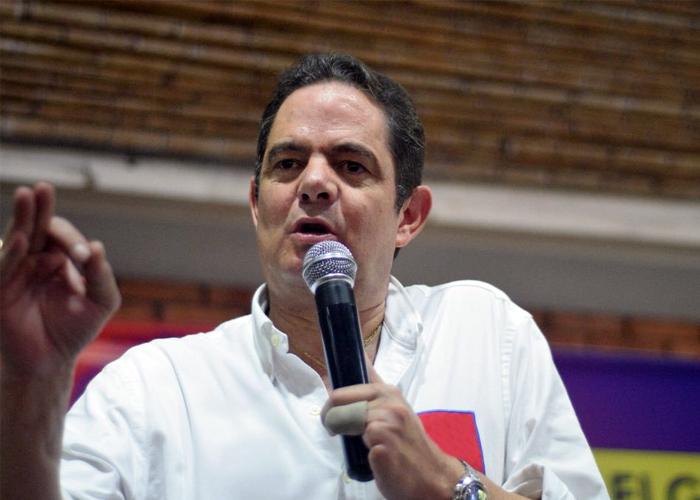 La indignación de Vargas Lleras